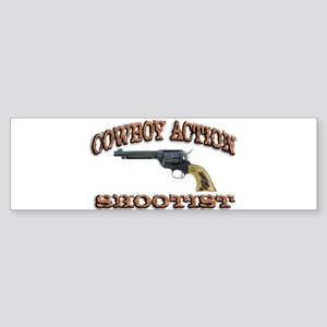 shootist Bumper Sticker