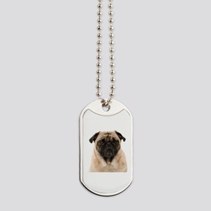 The Pug Dog Tags