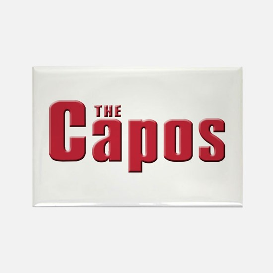 The Capo family Rectangle Magnet