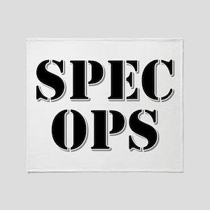 SPEC OPS Throw Blanket