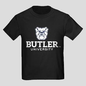Butler University Bulldog Kids Dark T-Shirt