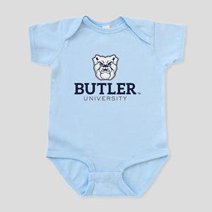 Butler University Bulldog Baby Light Bodysuit