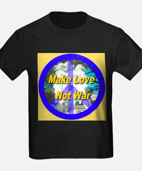 Make Love Not War King's Gold T