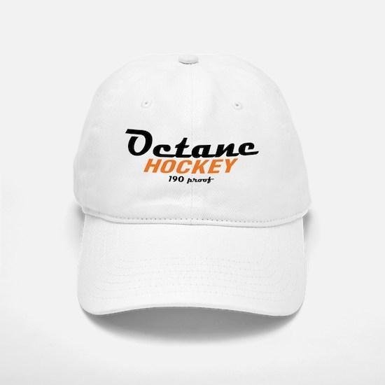 Octane Wordmark Baseball Baseball Cap