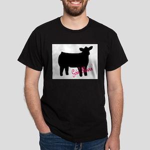 Show Heifer T-Shirt