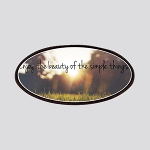 Simple Things Patch