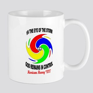 in the eye of the storm Harvey Mugs