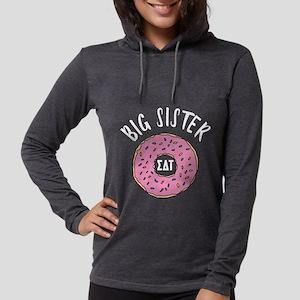 Sigma Delta Tau Big Donut Womens Hooded Shirt