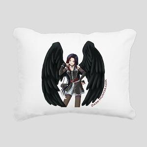Simi Rectangular Canvas Pillow