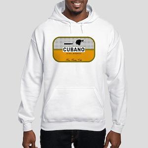 CUBANO el 100% Autentico Alternate Hooded Sweatshi