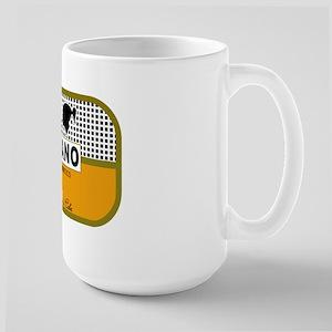 CUBANO el 100% Autentico Alternate Large Mug