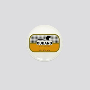 CUBANO el 100% Autentico Alternate Mini Button