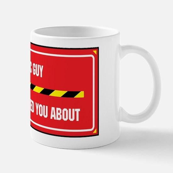 I'm the HVAC Guy Mug