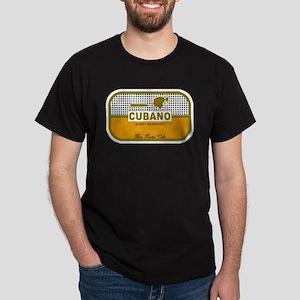 CUBANO el 100% Autentico Dark T-Shirt