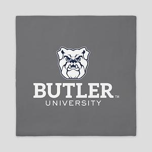 Butler University Bulldog Queen Duvet