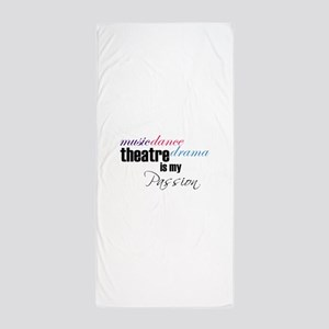 theatrepassion1 Beach Towel