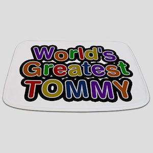 World's Greatest Tommy Bathmat