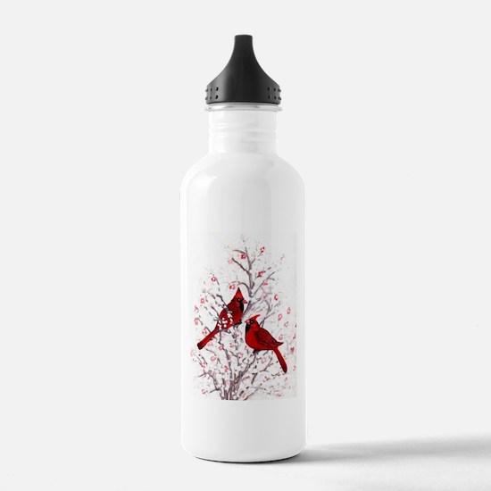 Cardinal Clan Water Bottle