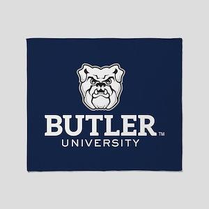 Butler University Bulldog Throw Blanket