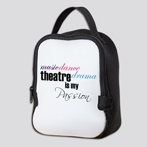 theatrepassion1 Neoprene Lunch Bag