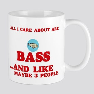 All I care about are Bass Mugs