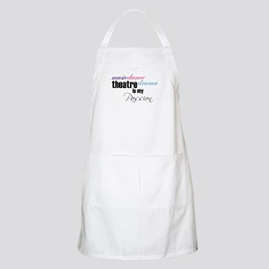 Theatre is my passion Apron
