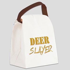 DEER SLAYER Canvas Lunch Bag