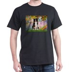 Garden & Border Collie Dark T-Shirt