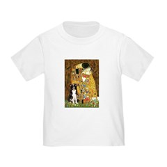 The Kiss & Border Collie T