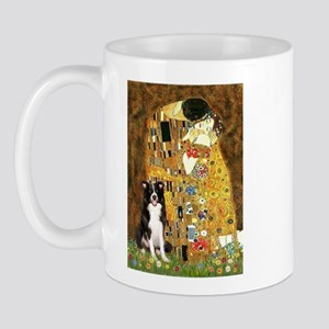 The Kiss & Border Collie Mug