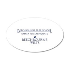Beechbourne School Wall Decal