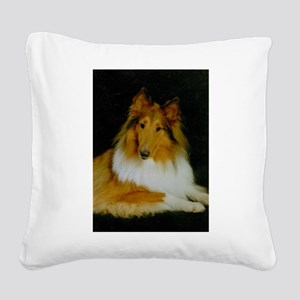 what Square Canvas Pillow