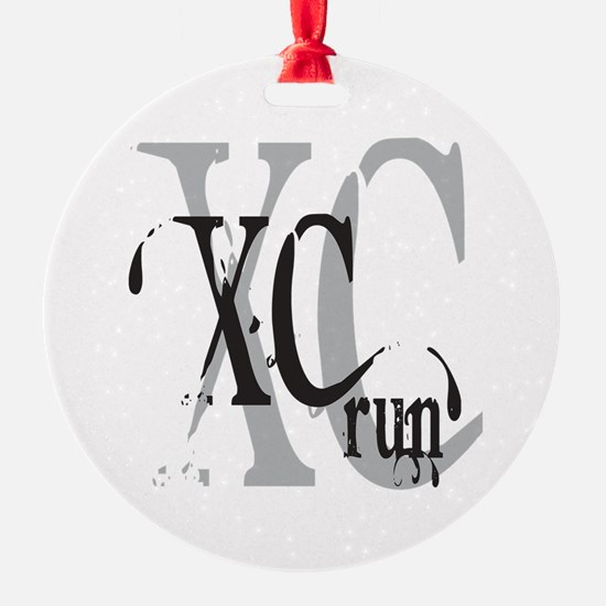 Cross Country XC Ornament