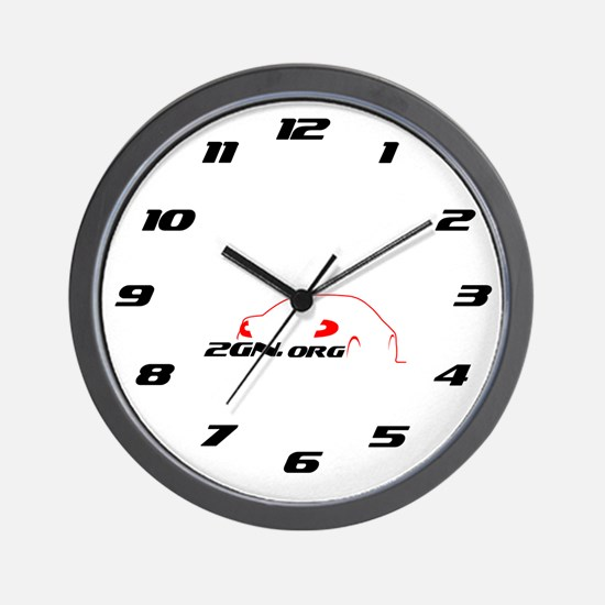 2GN.org Official Member Wall Clock