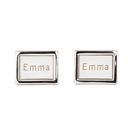 Emma Pencils Cufflinks
