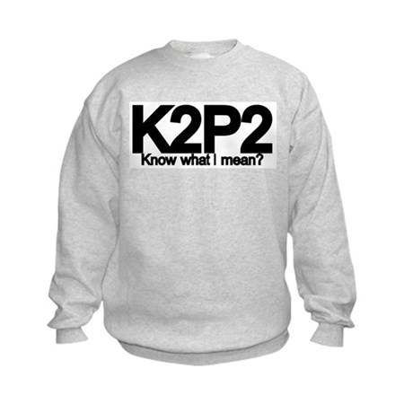 K2P2 Knit & Purl Kids Sweatshirt
