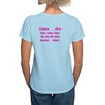 MsHelaineous Club Women's Light T-Shirt