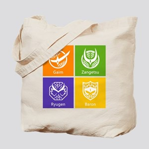 Kamen Rider Club Gaim Tote Bag