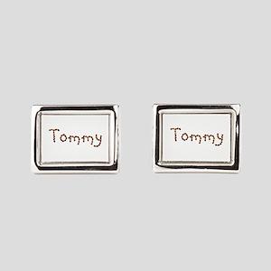 Tommy Coffee Beans Cufflinks