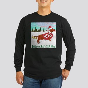 Bell on Bobs Tail Ring T-shirt design Long Sleeve