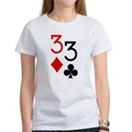 Pocket Threes Women's T-Shirt
