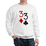 Pocket Threes Sweatshirt