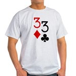 Pocket Threes Light T-Shirt