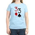 Pocket Threes Women's Light T-Shirt