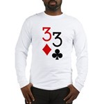 Pocket Threes Long Sleeve T-Shirt