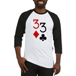 Pocket Threes Baseball Jersey