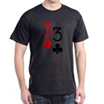 Pocket Threes Dark T-Shirt