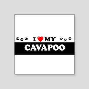 CAVAPOO_ Sticker