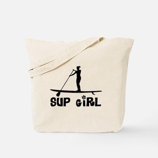 SUP_Girl-b Tote Bag