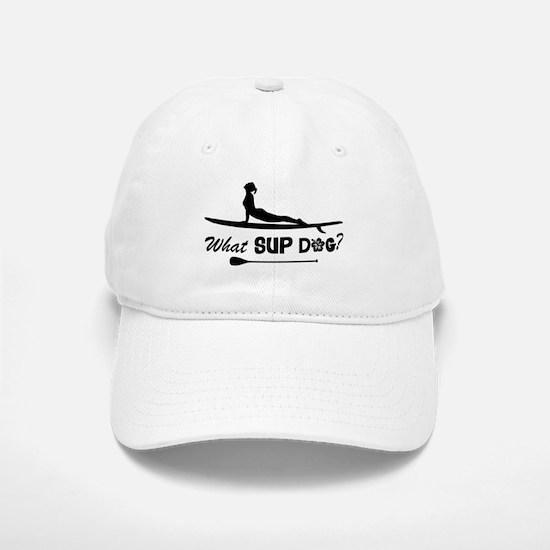 What SUP Dog-b Baseball Baseball Baseball Cap